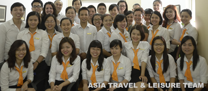 Asia Travel  Leisure Team