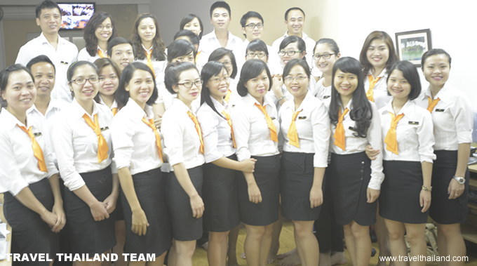 TravelThailand-Team2