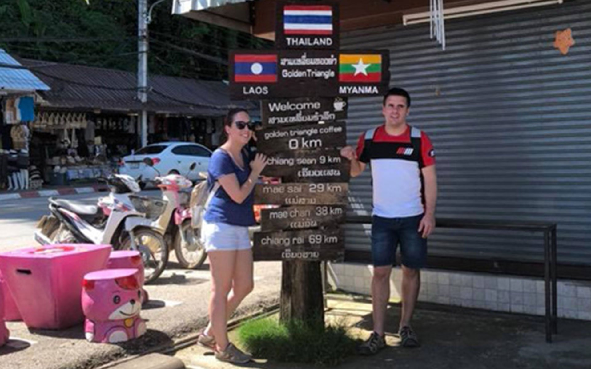 Chiang Rai - Unique check-in destination in Thailand