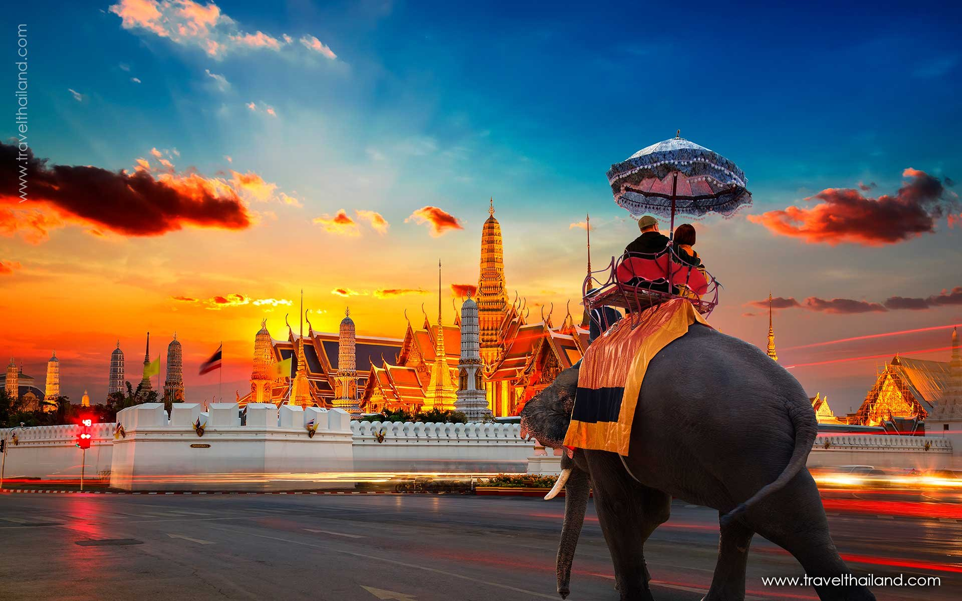 Bangkok & Beach - 7 days