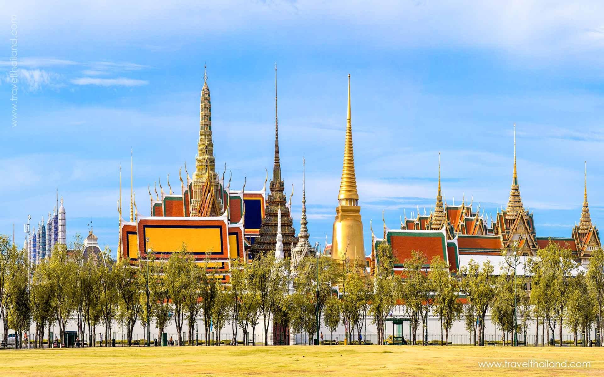 The fascinating Bangkok and Myanmar - 8 days