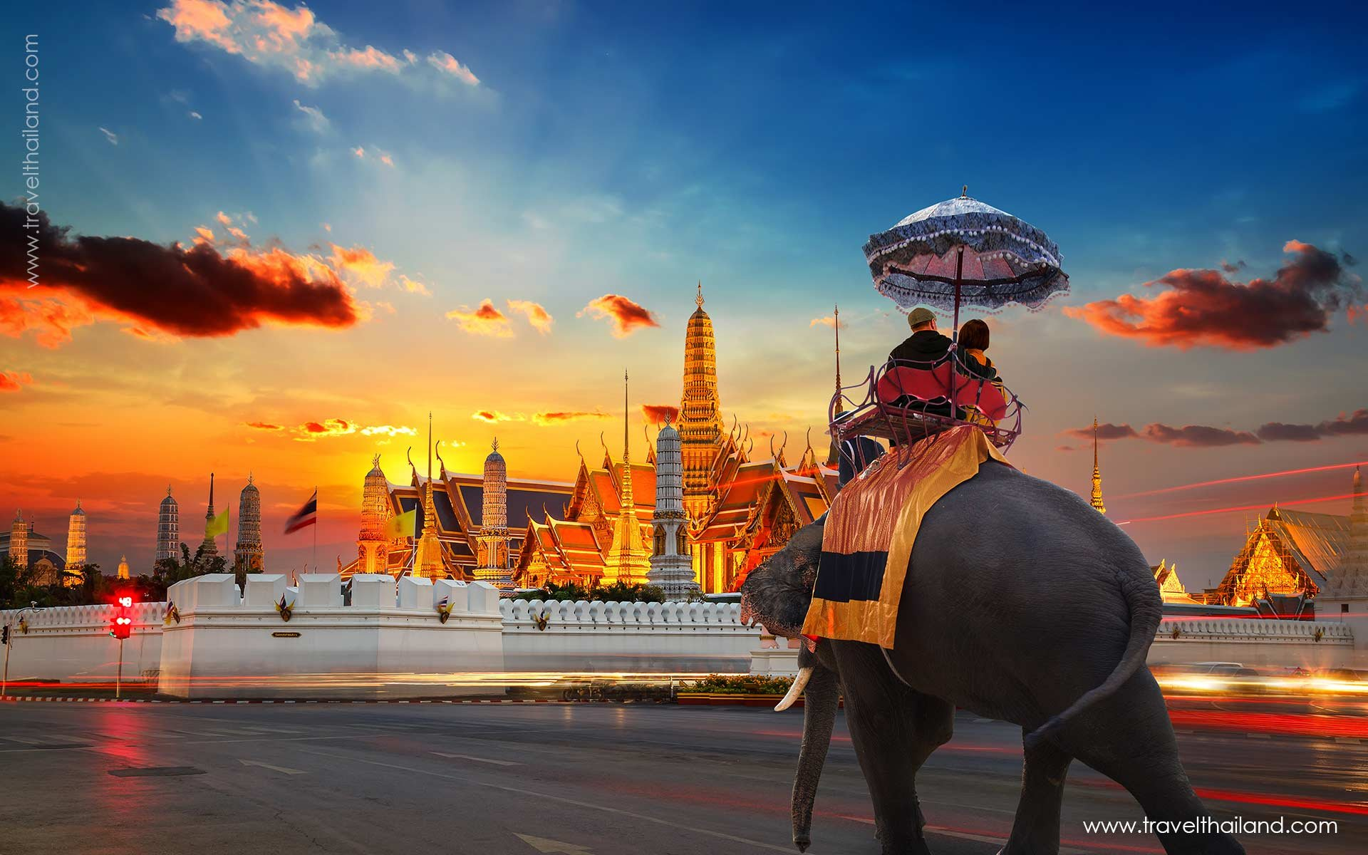 The Golden Road from Bangkok to Northern Vietnam