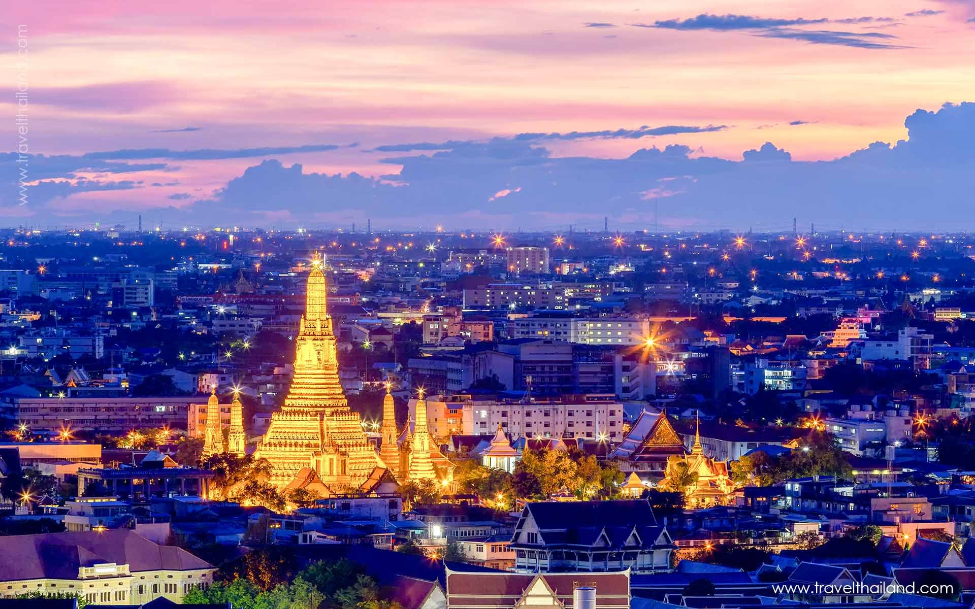 The Treasures of Thailand & Myanmar - 12 days