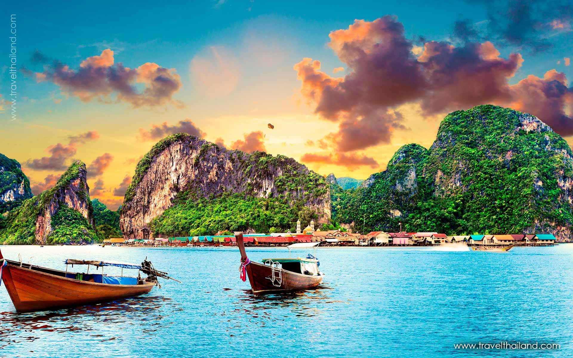 Thailand for lovers - 13 days
