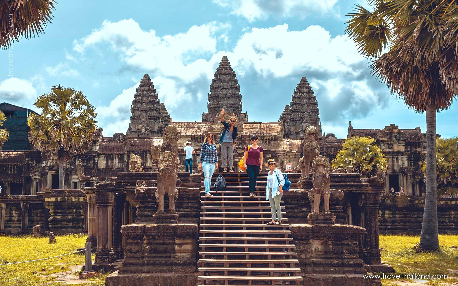 Thailand, Laos and Cambodia Discover 25 days