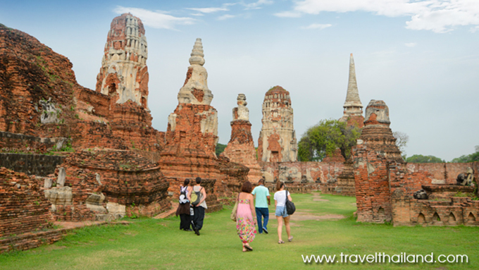 thailand tours trips excursions